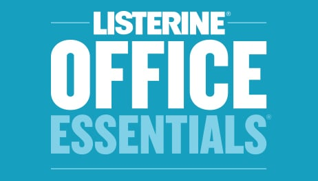 listerine office essentials dental education sign up