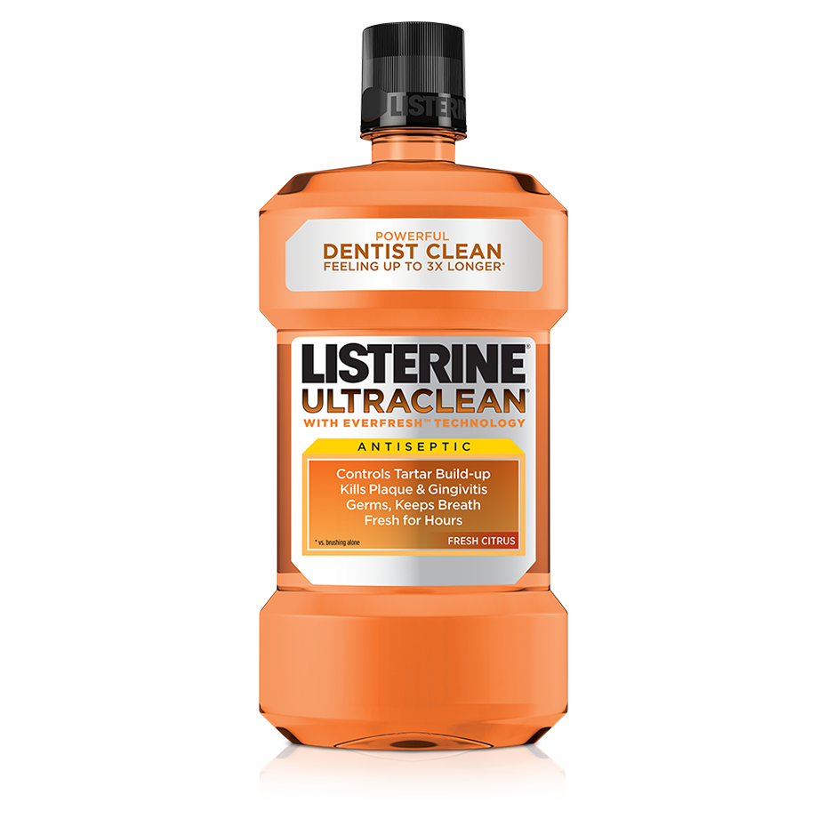 Image Result For What Is In Listerine Mouthwash