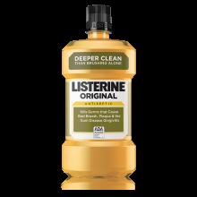 LISTERINE® Original Antiseptic Mouthwash