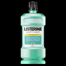 LISTERINE® SOFT MINT® Antiseptic Mouthwash