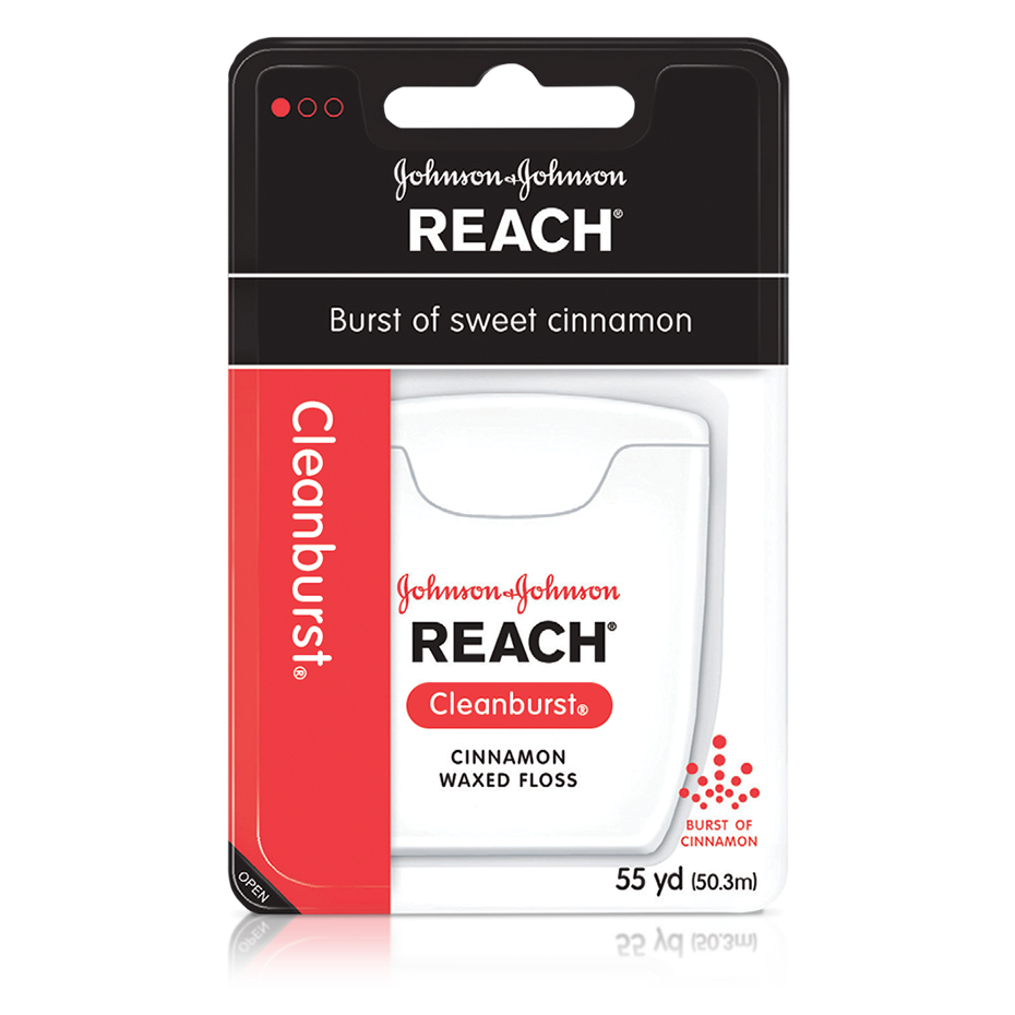 REACH® CLEANBURST® Cinnamon Floss