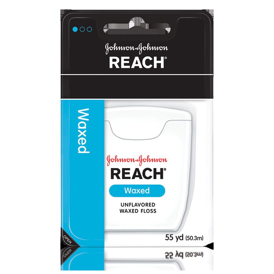REACH® Original Waxed Floss